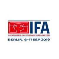 IFA2019年9月德国柏林消费电子展览会