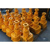 带电机厂家直销优质回转减速器总成专业供应定制批发货量充足
