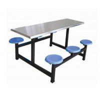 濮阳不锈钢餐桌椅定做 型号齐全 品质保障 美冠