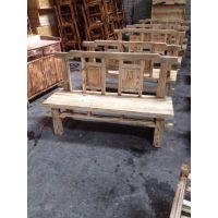 厂家直销批发新中式简约实木餐桌椅@餐厅酒吧办公休闲餐椅