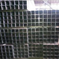 大邱庄方管厂直销-Q235方通-200*200*6黑方友发牌钢结构立柱专用管