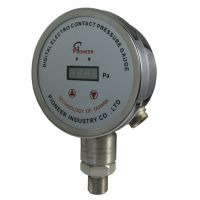 中西 数字电接点压力表(台湾) 型号:ZN94-P-ZE40AS-100K库号:M358090