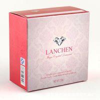 厂家定制纸盒白卡牛皮包装彩盒定做开窗镂空面膜化妆保健品盒
