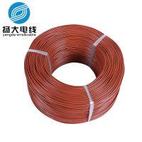 厂家直销UL1015 10AWG-28AWG电子线 PVC绝缘护套线 导体镀锡铜耐高温105℃