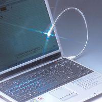 TY USB灯 笔记本USB灯 直插式/可任意角度弯曲 USB台灯 USB节能灯