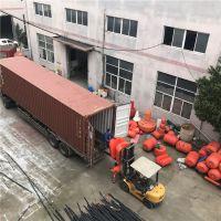 聚乙烯管道浮体排泥塑料浮筒生产厂家