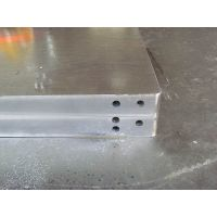 加工上海铝板深孔钻加工 铝板打深孔