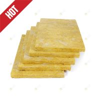 郑州金鼎50-100国标岩棉板屋顶隔断夹层使用保温隔音板