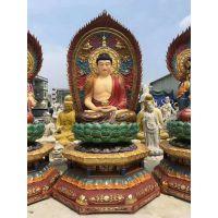 玻璃钢佛像厂家,生产树脂佛像工艺厂,寺庙大型佛像雕塑