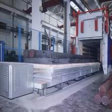 950℃台车式电阻炉 台车式铝合金时效炉 台车式时效退火炉
