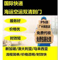 PNB博恩派-中国到新加坡切削电动工具海运