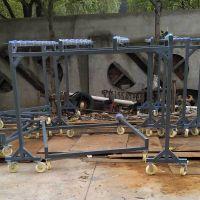 机械机架焊接 加工金属制品  带轮汽车修理支架订做 来图定做