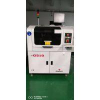 全自动二手锡膏印刷机 日東全自动G310印刷机