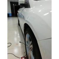 博野宝马汽车表面凹坑修复-顶好汽车