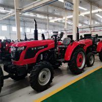东方红动力554农用四轮拖拉机 精品国补型四驱旋耕拖拉机