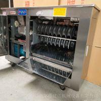 开馍馍店需要的机器 北京馒头店馒头机