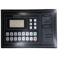 丝印加工PVC透明按键面板标牌 PC磨砂机械面板 优质铭牌定制批发