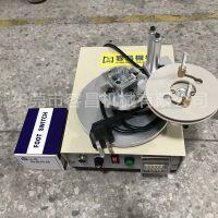 东莞厂家直销高低频变压器磁芯线包包胶机