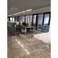 深圳写字楼铝合金高隔间简易隔墙办公室隔断