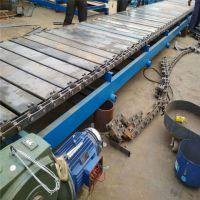 不锈钢链板输送机厂家定制 石头矿山链板输送机价格生产厂家