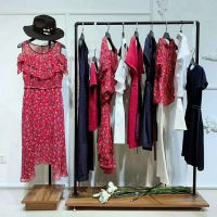 供应大码夏装高品质衣裙透气时尚新款大码女装