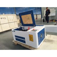 厂家直销 4030 贺卡 木板切割 镭曼激光雕刻机