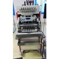 二手 德宙8轴 带绞线 全自动绕线机、绕线机二手,二手CNC绕线机