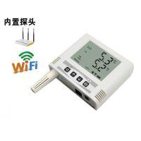 零售连锁药店阴凉区专用RS-WS-WIFI-6,wifi型自动温湿度记录仪