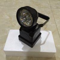 康庆科技 GAD309F 手摇发电多功能强光探照灯 华荣同款磁力手摇发电手提灯GAD309F