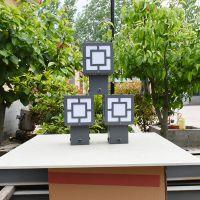 厂家定做柱头灯门柱灯LED中式庭院灯墙头灯景观灯现代灯头