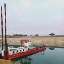 小型挖泥船生产订制厂家 自航小型挖泥船结构视图