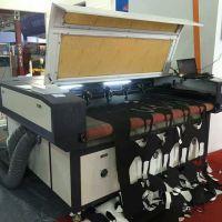 自动送料激光切割机 皮革布料裁剪 下料 冲孔 裁片机 激光镭射机
