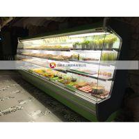 漯河安阳熟食冷藏保鲜柜定制,周口商丘水果保鲜展示柜厂家直销