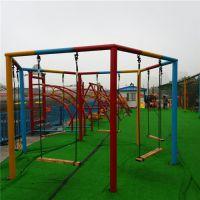 大型体能训练拓展器材,青少年娱乐探险拓展设备,儿童体能乐园