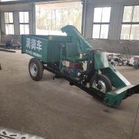 家用环保型粪便清理车 驴圈马舍一机多用途刮板式铲粪车 鸿磊机械