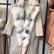 雪罗拉19冬季新款 大码时尚女装羽绒服 反季促销走份 女装折扣批发