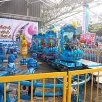 自旋滑车 大型游乐场热销设备儿童梦幻过山车刺激好玩轨道类游艺机热销