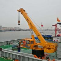 江苏连云港专用6吨固定吊 船吊价格