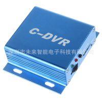 C-DVR迷你 一路单路TF卡插卡视频监控主机 车载微型监控录像机