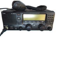 IC-M710船用单边带电台 台式 中高频 配国产天线含证书
