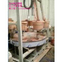 鹏鲲木桶自动喷漆机 面面俱到无死角喷涂 木桶喷涂设备