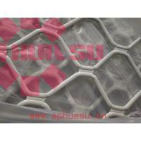 【厂家直销】铝花格网、铝美格网、7cm孔铝美格网、华塑铝美格网