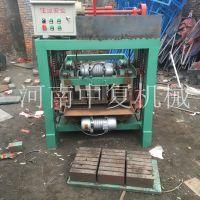 小型固定式4-35B免烧制砖机 投资小的制砖头机械