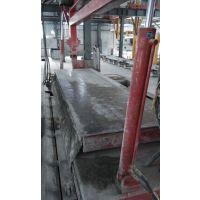 加气混凝土砌块设备生产线空翻去底皮翻转台空转地翻转去底皮