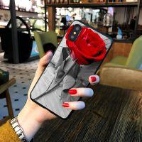 iphonex手机壳硅胶软壳苹果xs磨砂手机保护套全包边防摔轻薄裸机质感黑色