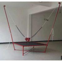 天津藏龙游乐室外钢架蹦极销售