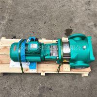 德国威乐水泵MVI208 380V立式离心泵增压泵 不锈钢泵空调热水循环泵