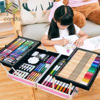 儿童绘画套装水幼儿园画画工具彩笔小朋友礼物美术用品彩色笔可水