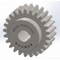 供应标准直齿轮【 M4.50 】,B型,精密齿轮,正齿轮
