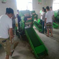 潍坊ZN-5552圆捆打捆包膜机厂家直销